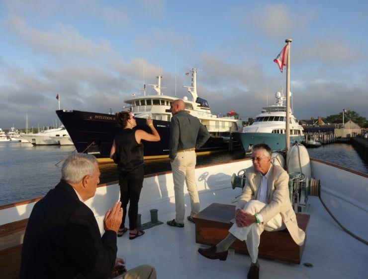 Benefit for the Bays, Mariner III, Sag Harbor