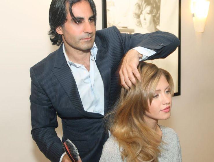 The Angelo David Salon