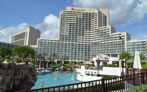 Marriott Orlando World Center