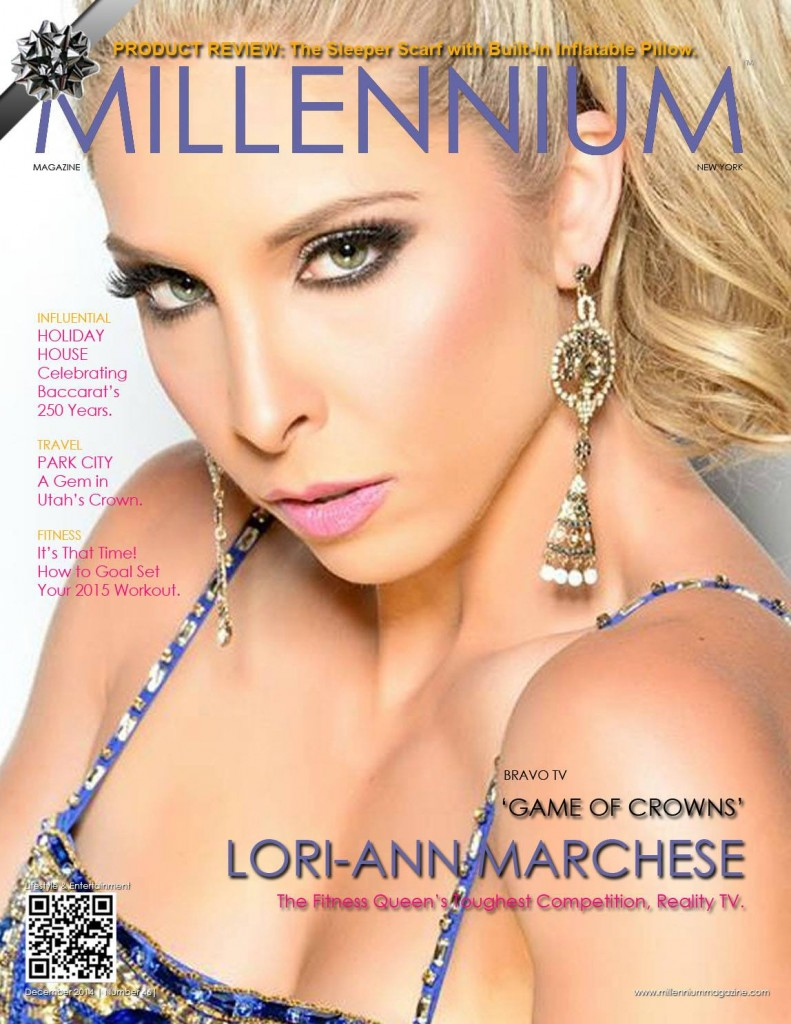 DECEMBER 2014 | NUMBER 46  LORI-ANN MARCHESE