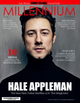 MILLENNIUM MAGAZINE - JUNE 2016 -  A - Thumb