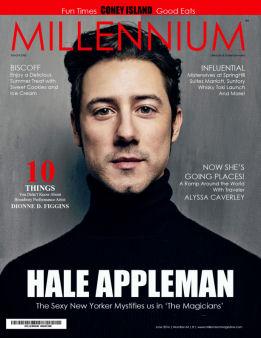 MILLENNIUM MAGAZINE - JUNE 2016 - A - Thumb