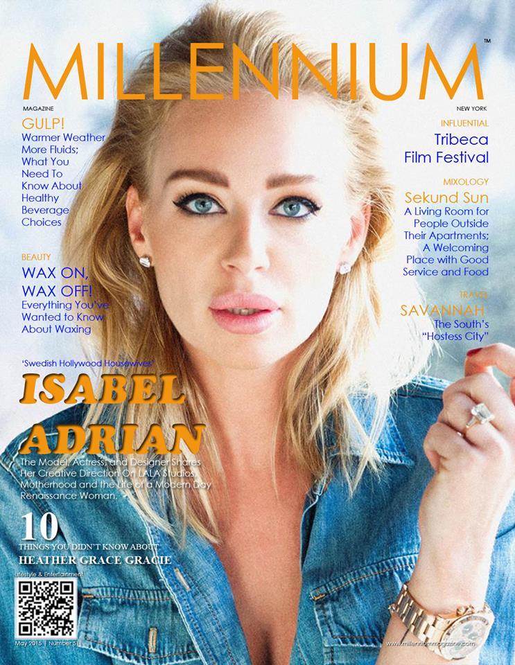 May Millennium Magazine