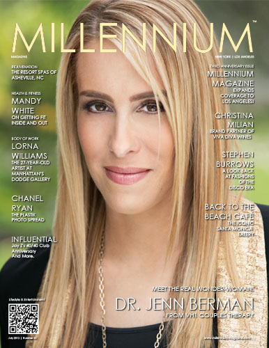 Millennium Magazine July 2013 Issue