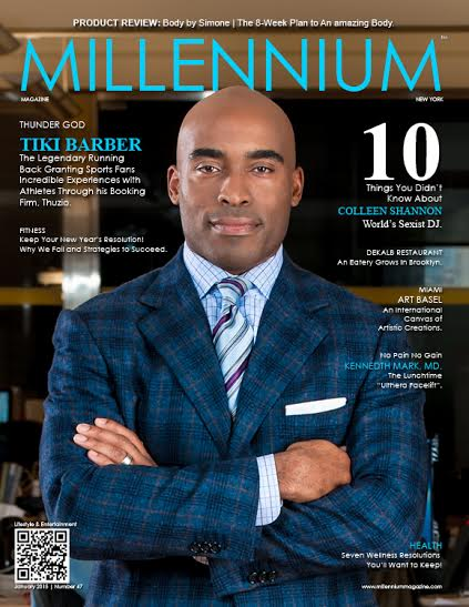 january 2015 issue Millennium
