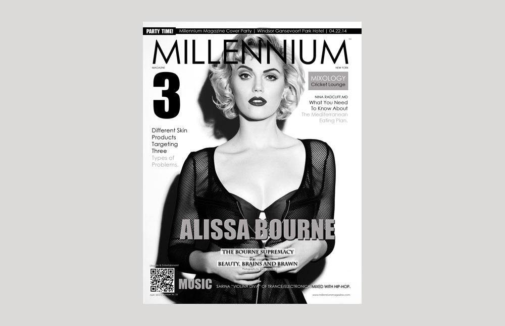 ALissa Bourne