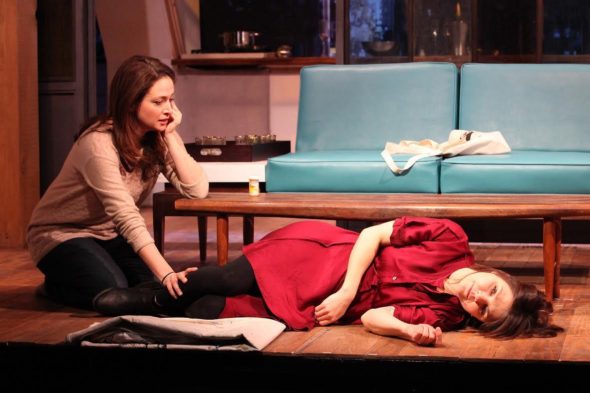 'Ode to Joy' at the Cherry lane Theatre through April 19