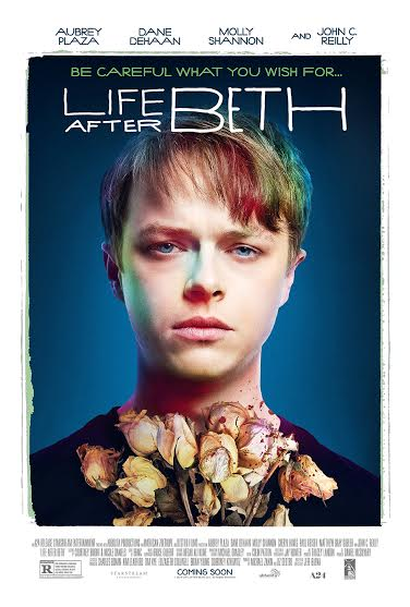 Actor Dane DeHaan stars in the indie film Life After Beth.
