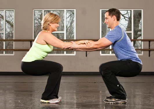 Physical activities for couples