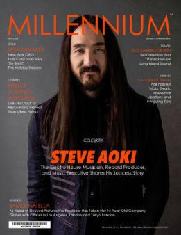 Back Issues - Millennium Magazine