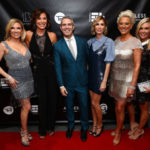NEW YORK HOUSEWIVES: Real Housewives of New York City (RHONY) launch 10th season with gala party in hip NOMAD hotel