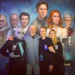 The X-Fest Convention, Commemorating the 25th Anniversary of 'The X-Files' TV Show